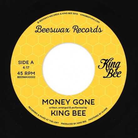 King Bee Band King Bee Geordie Funk And Groove From